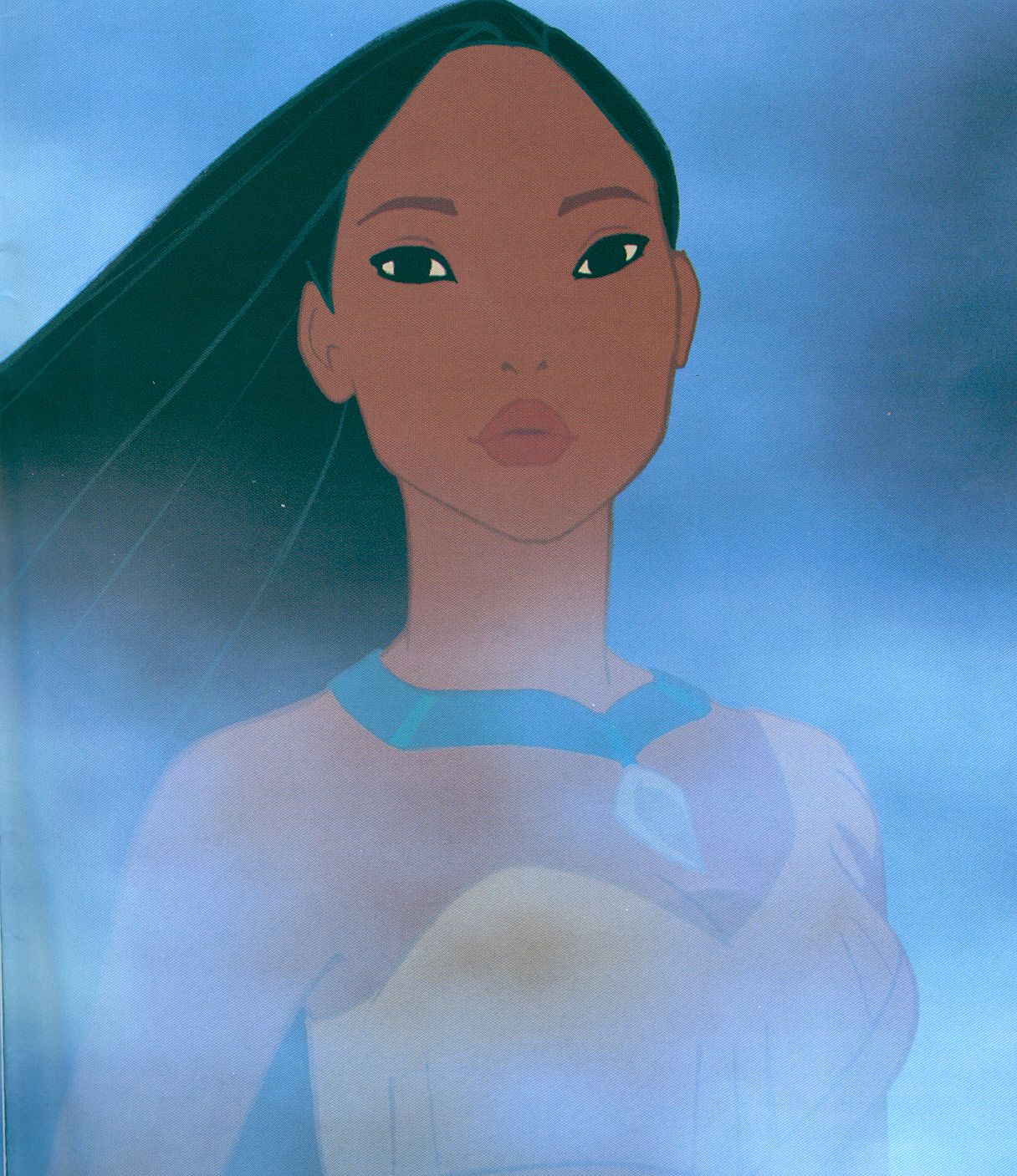 Pocahontas Cartoons Wallpaper Disney